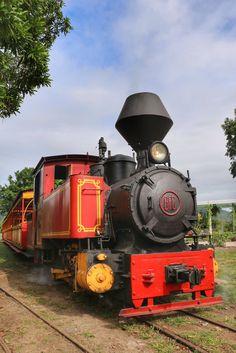 The Bally Hooley Steam Railway, Port Douglas, Queensland, Australia