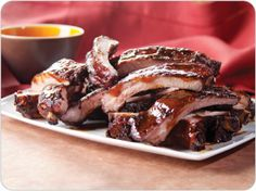 Brew House Baby Back Ribs