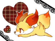 anime girl fennekin | fennekin here are some adorable pictures i will share of fennekin ...