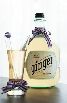 Ginger Tea Cures What �Ales� You And Is Easy To Make...(Recipe Included)