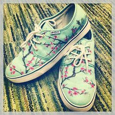 Arizona Green Tea sneakers, loveeeeeee