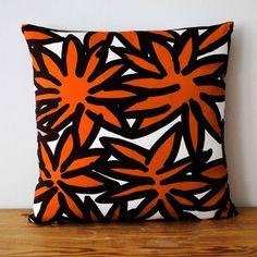Star Flower Pillow