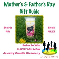 Jewelry Greeting Candle Giveaway ~ Tales From A Southern Mom