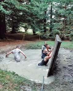 Wall climb mud obstacle course racing Matakana X Run Auckland New Zealand ~ Ascend Fit Obstacle Course Races, Auckland New Zealand, Mud, Racing, Awesome, Places, Fitness, Wall, Instagram