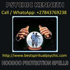 Spiritual Psychic Healer Kenneth consulting and readings performed confidential with spiritual directions, guidance, advice and support. Please Call, WhatsAp. Know Your Future, Hoodoo Spells, Love Psychic, Bring Back Lost Lover, Best Psychics, Aura Cleansing, Love Spell That Work, Online Psychic, Special Prayers