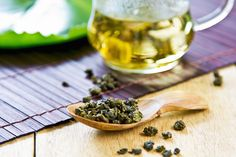 The claims surrounding this Chinese tea are huge! It's been said that regular consumption can help lower LDL (the bad cholesterol), lower the risk of heart disease and diabetes as well as promote weight loss. via StyleList