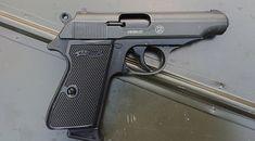 S.W.G Specialeffekter, Walther PP blankfire