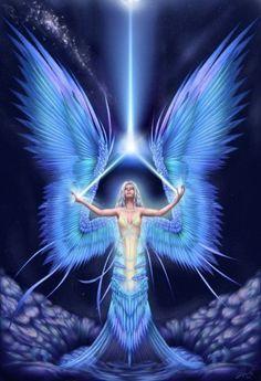 Oração do anjo de guarda do amor