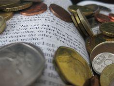 Get Financial Peace - dump debt