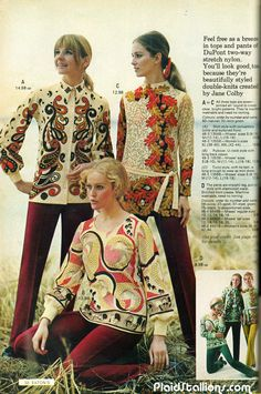 """Remember, from your house paint to your carpet, to the clothes you wear, the good people at DuPont will always be there...."" 