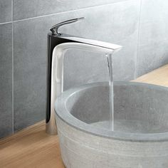 REUTER Shop recommends: Kludi BALANCE basin fitting without waste set chrome 522980575 ✓ with Best Price Guarantee. Plumbing Fixtures, Shower Faucet, Bathroom Accessories, Decorating Your Home, Sink, Chrome, Bathtub, Inspiration, Design
