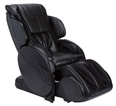 Osaki os 4000 deluxe zero gravity massage chair black for Therapeutic massage chair reviews