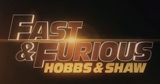 Cinema Releases 2 August 2019 - Get Ready For Fast & Furious: Hobbs & Shaw - Popcorn Cinema Show How To Train Your, How Train Your Dragon, Goosebumps 2, Alia Shawkat, Cinema Releases, Mission Impossible Fallout, Johnny English, Vanessa Kirby, Crimes Of Grindelwald