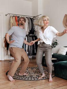 nachgesternistvormorgen - Fashion- und Lifestyle Blog aus Berlin Berlin, Eclectic Design, Lifestyle Blog, Capri Pants, Outfit Ideas, Actors, Boho, Outfits, Fashion