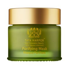 Shop Tata Harper's Purifying Mask at Sephora. It's a deep cleansing detox treatment.