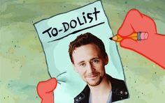 My Valentine's Day 'To-Do' List