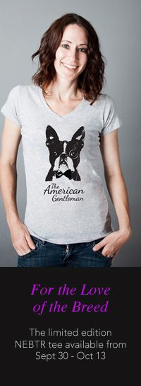 Boston Terrierl Tee, Your Purchase Helps Save Pets! | Jusani Culture