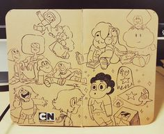 I am sure all my friends know my for Steven Universe Perla Steven Universe, Steven Universe Memes, Last Unicorn, Universe Art, It Goes On, Cartoon Network, Art Reference, Anime, Character Design