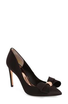 Ted Baker London 'Ichlibi' Bow Pump (Women)