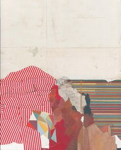 Andy Curlowe: Stills, 2009 (collage) Collages, Collage Art, Art And Illustration, Painting Inspiration, Art Inspo, Modern Art, Contemporary Art, Photocollage, Wow Art