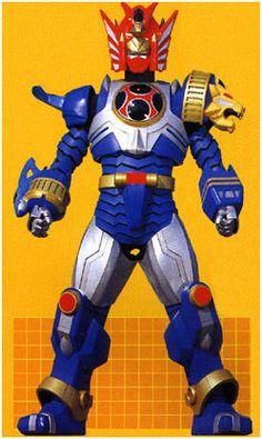 Thunder Zords - Power Rangers Ninja Storm - Power Rangers ...