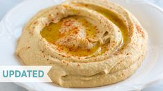 How to Make Hummus That's Better Than Store-Bought - Easy Hummus Recipe ...