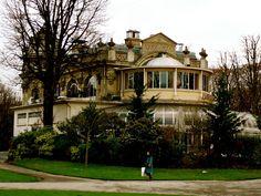 Paris Champs Elysees, Lenotre, Mansions, House Styles, Home Decor, Decoration Home, Manor Houses, Room Decor, Villas
