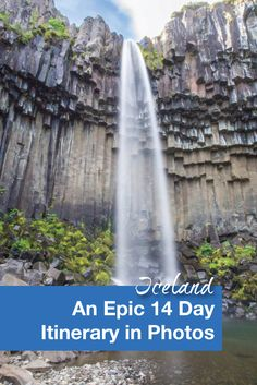 Want ideas on where to go in Iceland? Read about our Epic 14 Day Iceland Itinerary. We have also added lots of photos to give you a serious case of wanderlust.