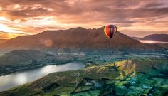 Queenstown, New Zealand. 8 of the Best Places to Travel Alone for Serious Wanderlust Best Places To Travel, New Travel, Travel Alone, Places To Go, New Zealand Itinerary, The Great Escape, Scenic Photography, Amazing Destinations, Travel Destinations