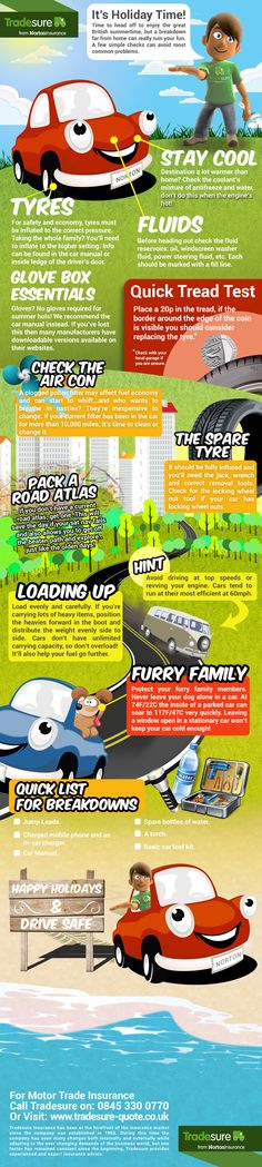 Auto Safety ---  It's Holiday Time [INFOGRAPHIC]