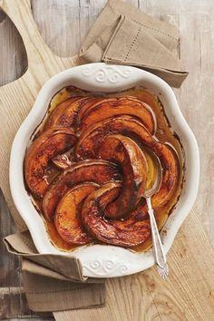 Dis die tipe kos waarmee ek in die Karoo grootgeword het. Roast Pumpkin, Baked Pumpkin, Pumpkin Recipes, South African Dishes, South African Recipes, Vegetable Recipes, Vegetarian Recipes, Cooking Recipes, Kos