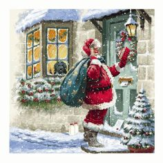 Santa s Little Red Book By Richard Macneil