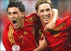 Jugadores de futbol español