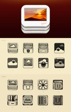 Unbound iOS App Icon by Ramotion