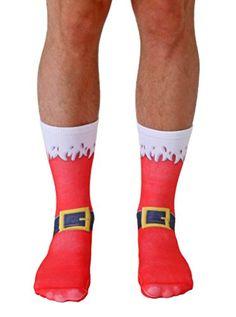 45b72723a Living Royal Unisex Santa Boots Ankle Socks Living Royal https   www.amazon