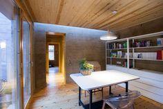 Casa de tapial en Ayerbe (Huesca, España) / Edra Arquitectura km 0