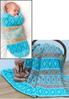 Crochet Afghan Patterns and Booklets  Too cute!