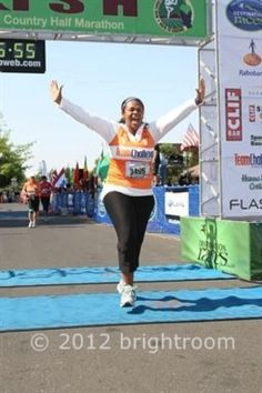 What a great feeling it is crossing the finish line!  #vitaminshoppecontest    #vitaminshoppecontest