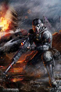 Warhammer 40000,warhammer40000, warhammer40k, warhammer 40k, ваха, сорокотысячник,фэндомы,Imperium,Империум,Assassine,Vindicare,Officio Assasinorum