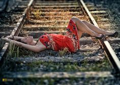 Live railroad