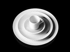 Zaha Hadid Collection 2016: unparalleled innovation/llusion Set