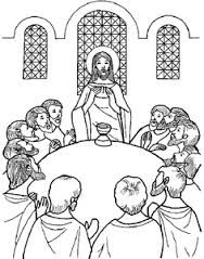 the last supper sunday school craft - Google Search
