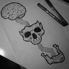 #tattoo #tattoos #tattoodesign #tattooart #tattooflash #art #bodyart #flash #doodle #drawing #sketch #artwork #artist #blackwork #blackworkers #blackworker #oldschool #oldschooltattoo #traditionaltattoo #blacktattooart #blacktattoo #londontattoo #uktattoo #dotwork #dotworktattoo #skull #skulltattoo #digitalart