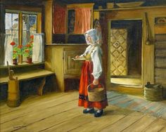 Por Amor al Arte: Pintor Género Samuel Uhrdin porelamoralarte.blogspot.com816 × 651Buscar por imagen Samuel (Sam) Uhrdin [1886-1964] fue un pintor sueco nacido Nacido en Siljansnäs, Dalarna, Suecia.