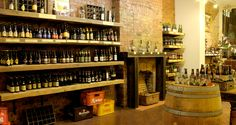 The Beer Boutique.