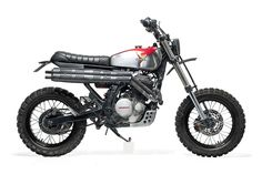 Honda Dominator Scrambler by Dream Wheels Heritage - Design Nuno Capêlo #motorcycles #scrambler