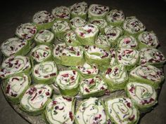 Simple And Delicious Cranberry Cream Cheese Pinwheels Recipe - Food.com