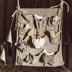 How to organize your baby care essentials?! Use a wallpocket #numero74 #beigemood #imagine #wallpocket #babycare #nursery #nurseryinspo #nurseryideas #nurserydecor