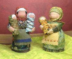 Mama dolls by Storybrook dolls.