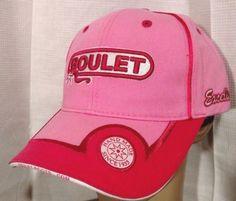 Boulet Brand Ball Cap Hat Pink Ladies Baseball Adjustable - NEW #Boulet #BaseballCap #Any